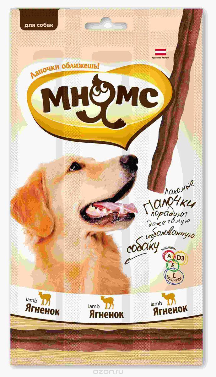 Лакомые палочки для собак Ягненок 3*5г