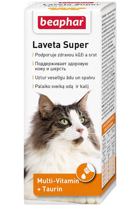 BEAPHAR Laveta Super для кошек, 50 мл