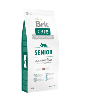Brit Care Senior Lamb & Rice, 12 кг