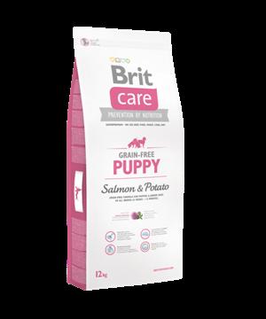 Brit Care Grain-free Puppy Salmon & Potato, 1 кг