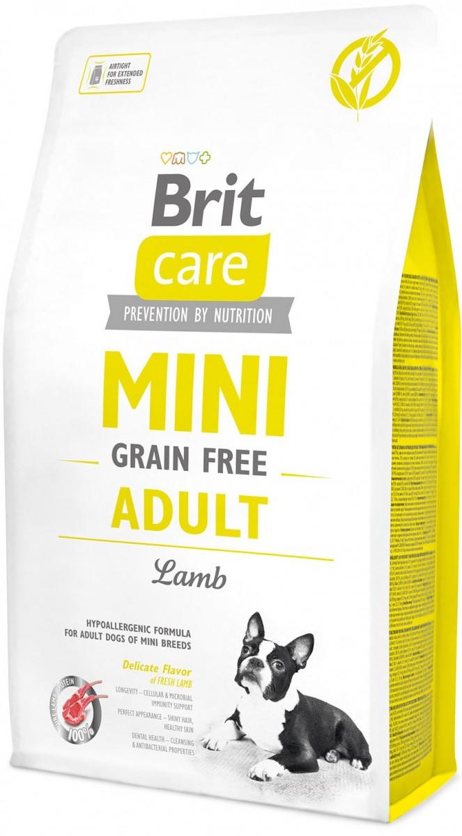 Brit Care Mini Grain Free Adult, 2 кг