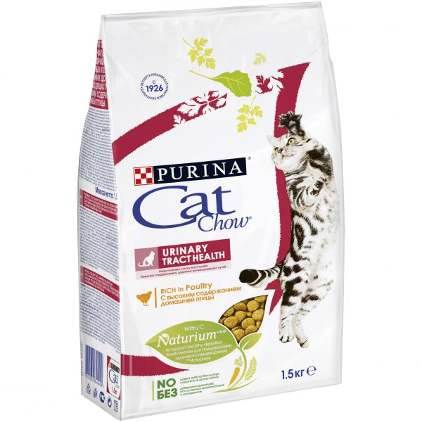 CAT CHOW® Urinary Tract Health 1,5 кг