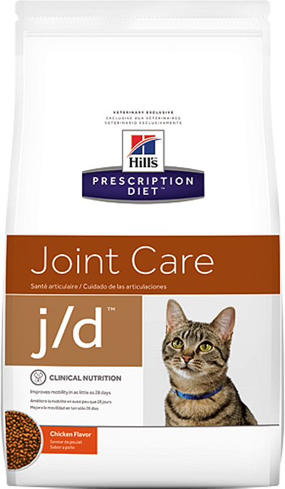 Hill's Prescription Diet j/d Joint Care 2 кг 50368