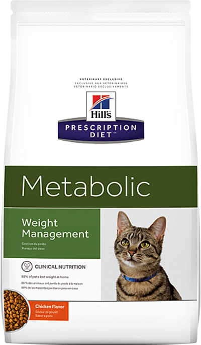 Hill's Prescription Diet Metabolic Weight Management 1,5 кг 2147