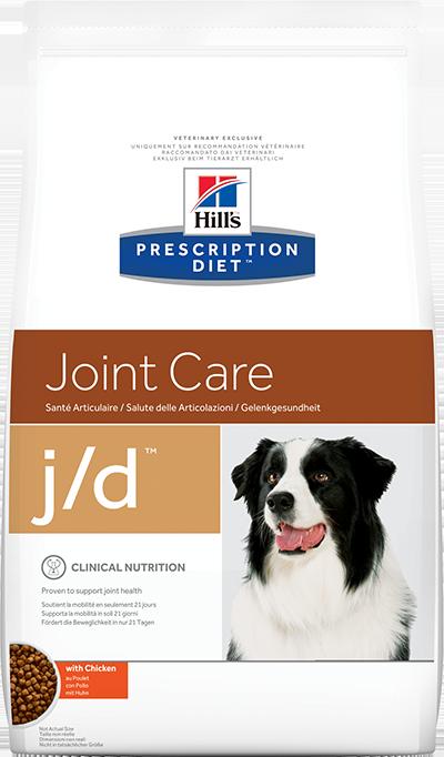 Hill's Prescription Diet j/d Joint Care 12 кг 9183