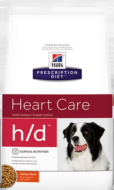 Hill's Prescription Diet h/d Heart Care 5 кг 70259