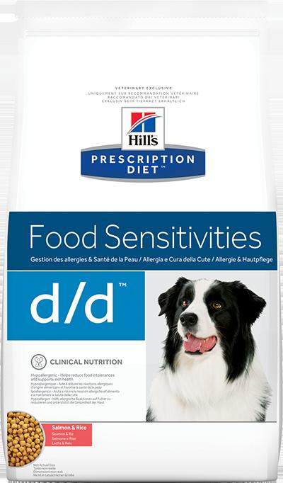 Hill's Prescription Diet d/d Food Sensitivities с уткой и рисом 2 кг 9117