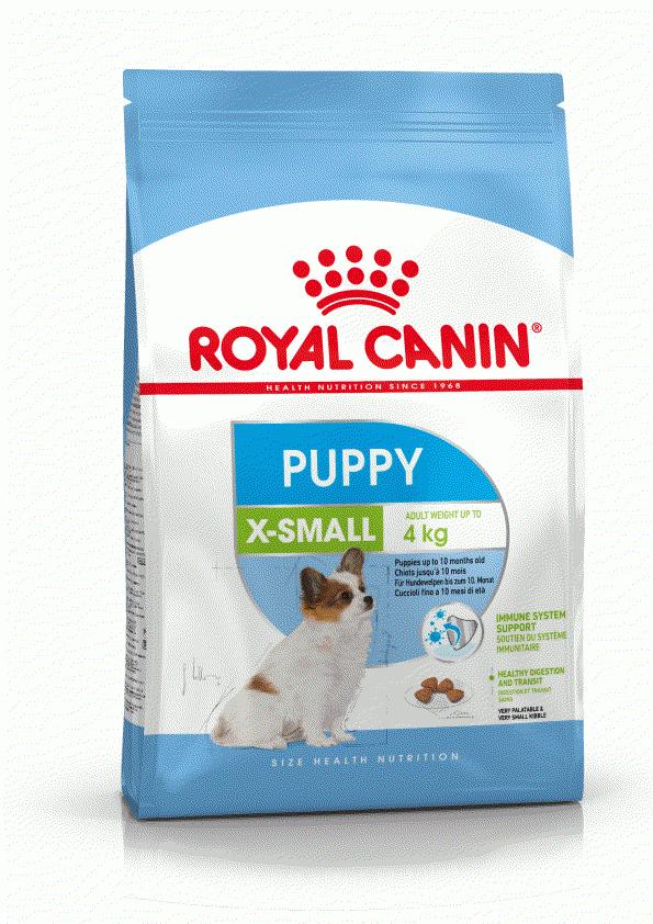 X-SMALL PUPPY 1,5кг