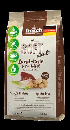 BOSCH SOFT с уткой и картофелем 1 кг