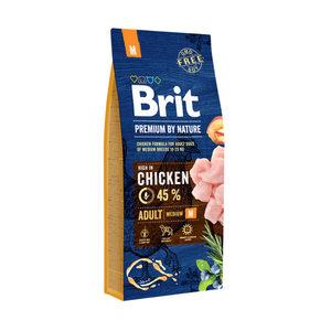 Brit  Adult M, 15 кг