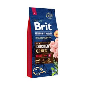 Brit  Adult L, 15 кг