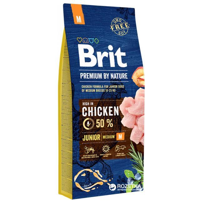 Brit  Junior M, 1 кг