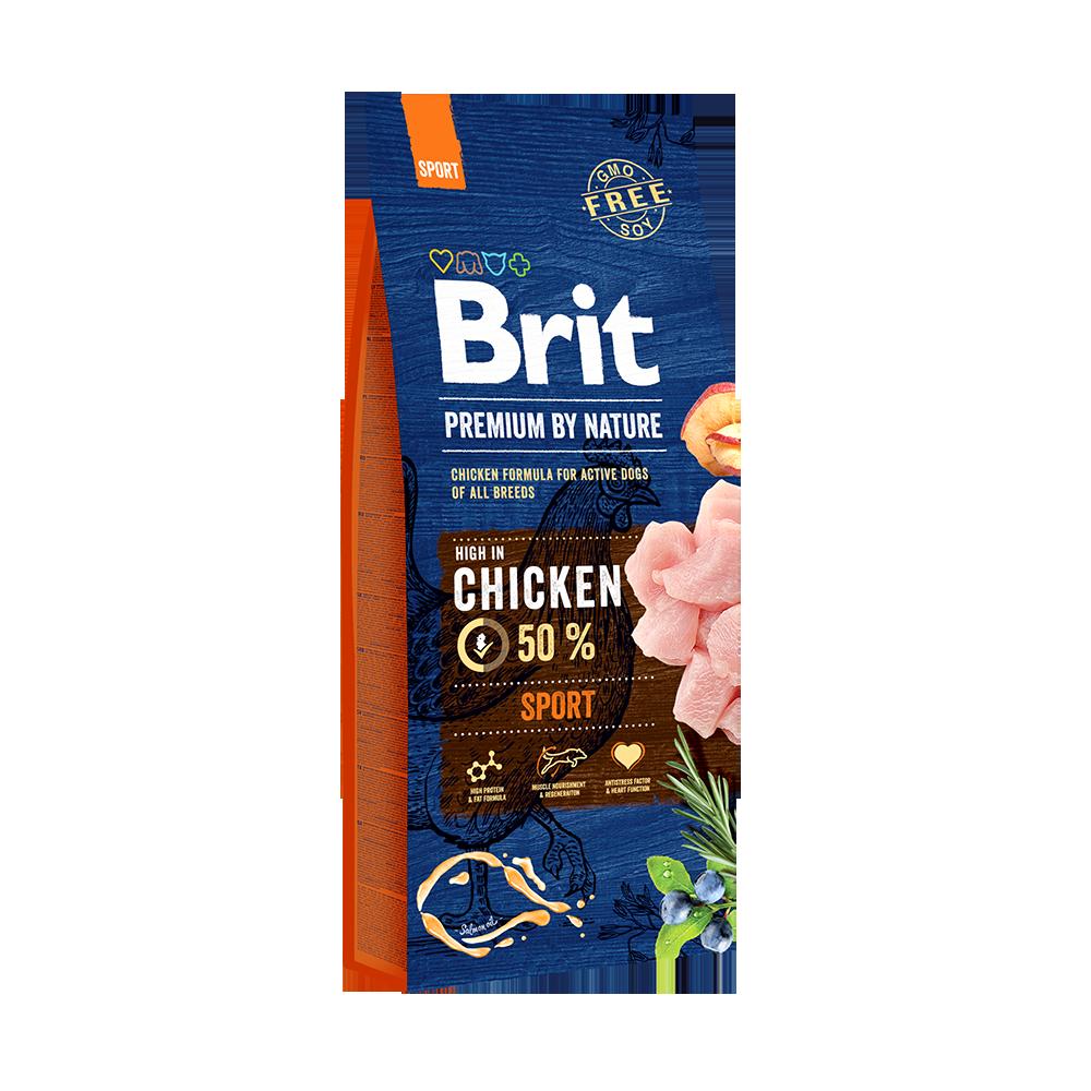 Brit Sport, 15 кг