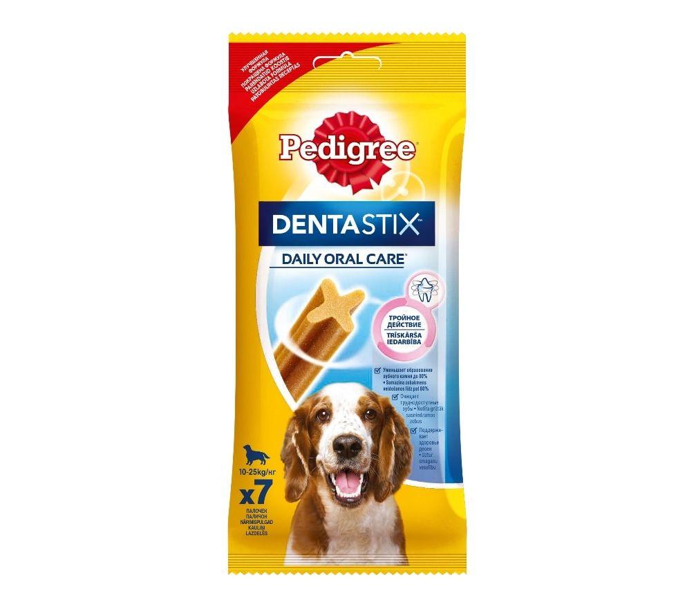 Педигри Denta Stix Daily Oral Care 7 палочки 180 гр