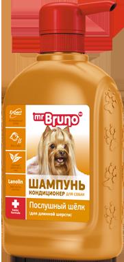 Mr Bruno Послушный шелк 350 мл