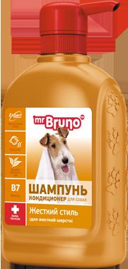 Mr Bruno Жесткий стиль 350 мл