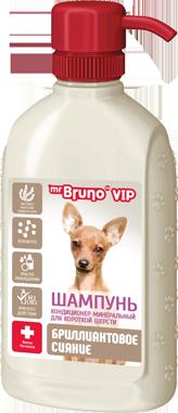 Mr Bruno VIP Бриллиантовое сияние 200 мл