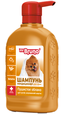 Mr Bruno Пушистое Облако 350 мл