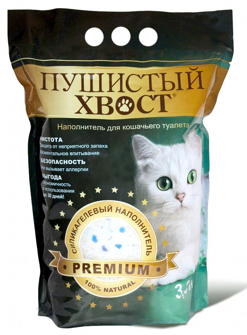 Наполнитель ПУШИСТЫЙ ХВОСТ 3.8 л