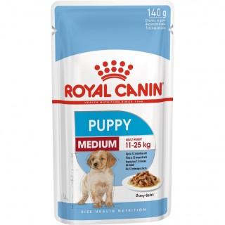 Medium Puppy Медиум Паппи пауч 0,140 кг