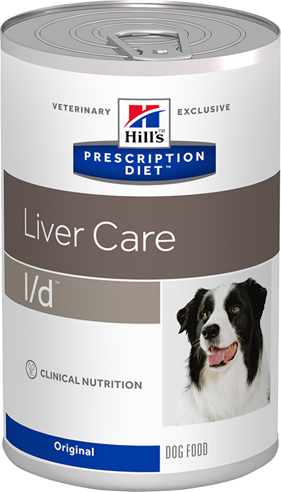 Hill's™ Prescription Diet™ Canine l/d™ 370 гр 80033