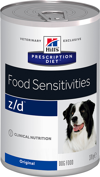 Hill's™ Prescription Diet™ z/d™ Canine ULTRA Allergen-Free 370гр 80030