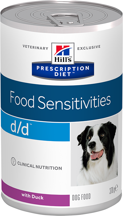 Hill's™ Prescription Diet™ Canine d/d™ 370гр 80270