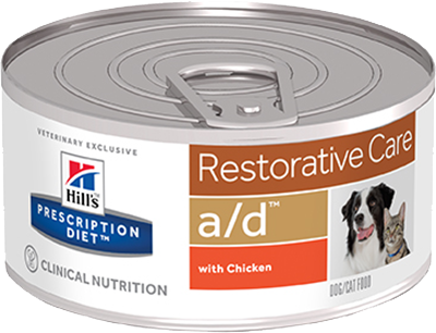 Hill's™ Prescription Diet™ Canine/Feline a/d™ 156гр 80110