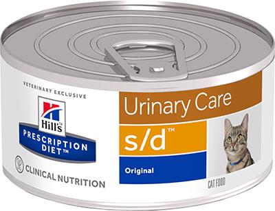 Hill's™ Prescription Diet™ Feline s/d™ 156гр 60241