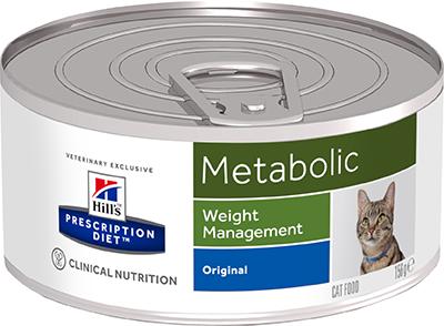 Hill's™ Prescription Diet™ Metabolic Feline 156г 60560