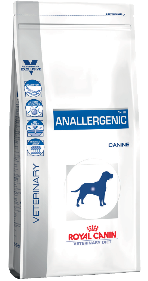 Anallergenic AN18 Canine 3кг