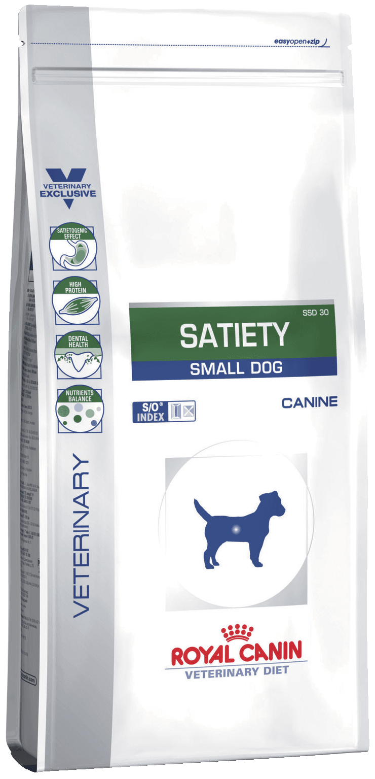 Satiety Small Dog SSD30 Canine 500гр