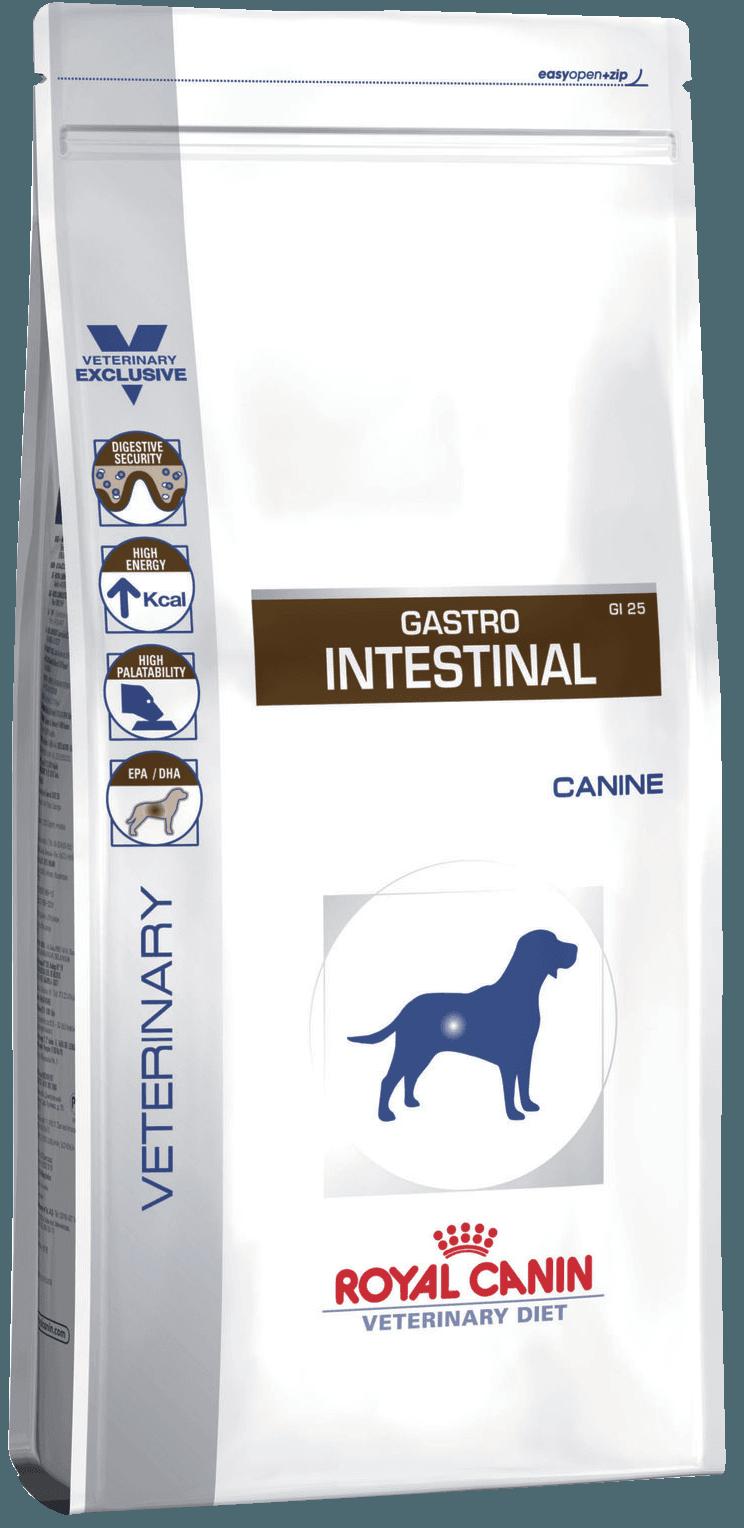 Gastro Intestial GI25 Canine 2 кг