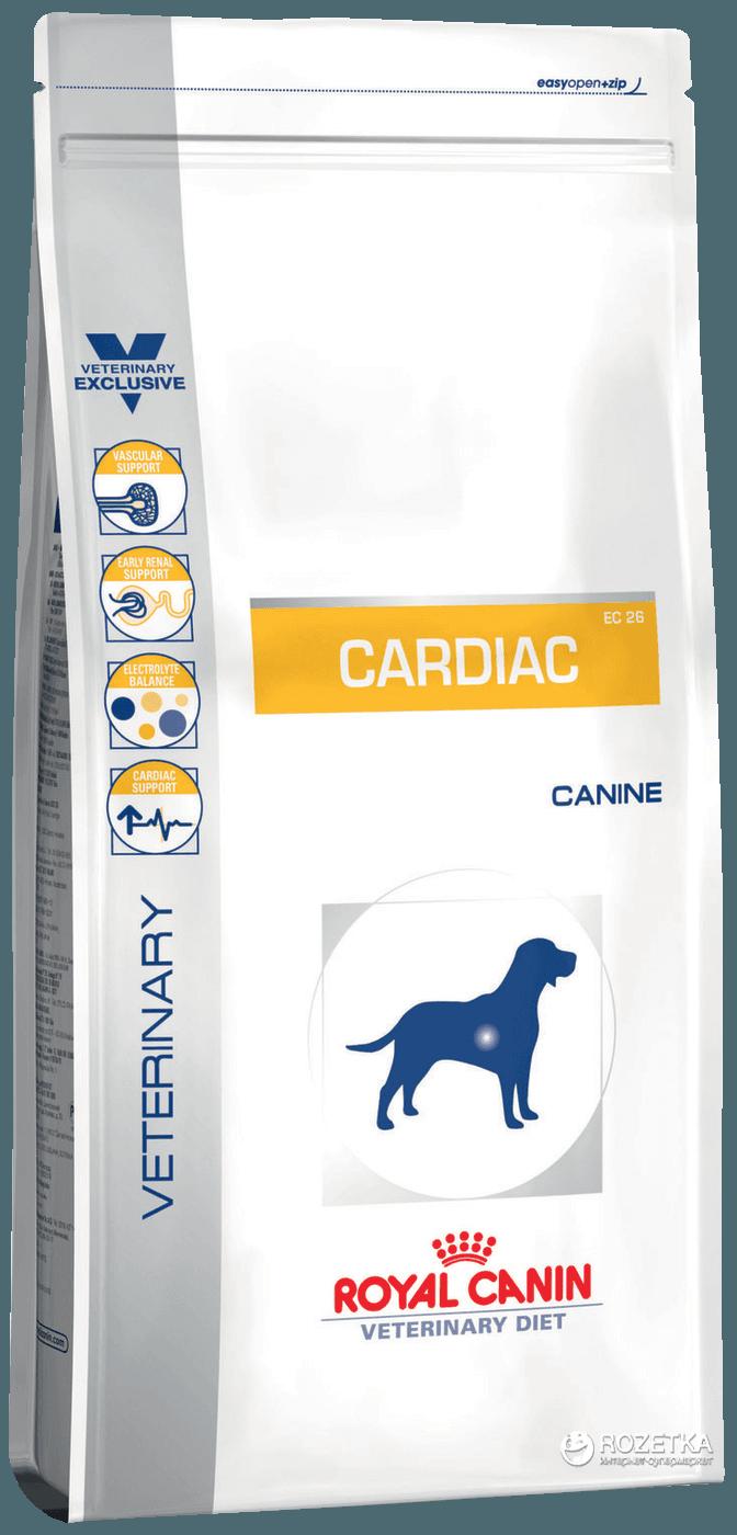 Cardiac EC26 Canin 14кг