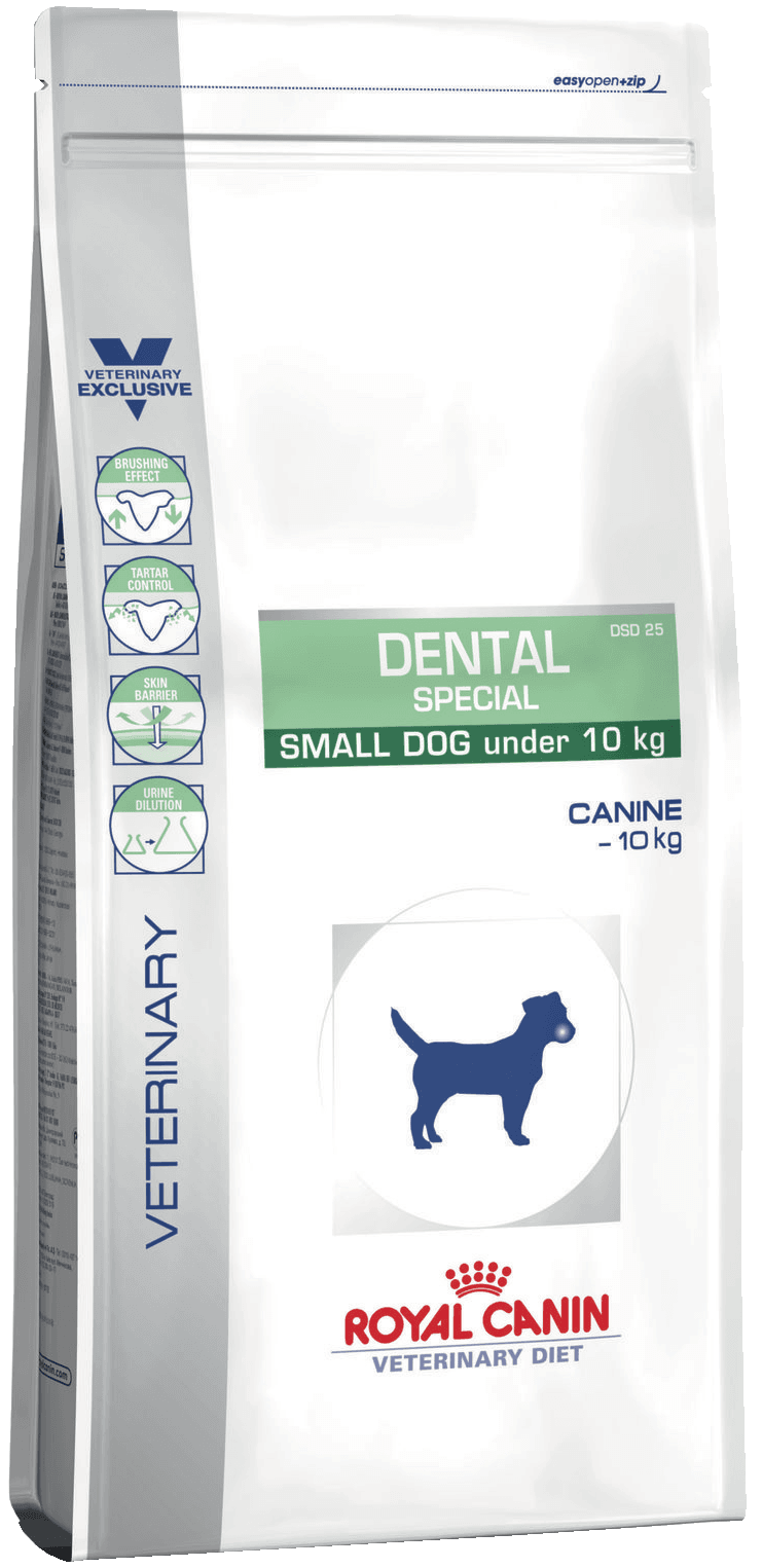Dental Spetial DSD25 Small Dog 2кг