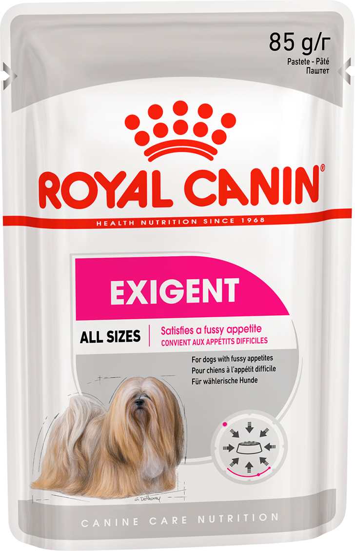 EXIGENT POUCH LOAF 85 гр