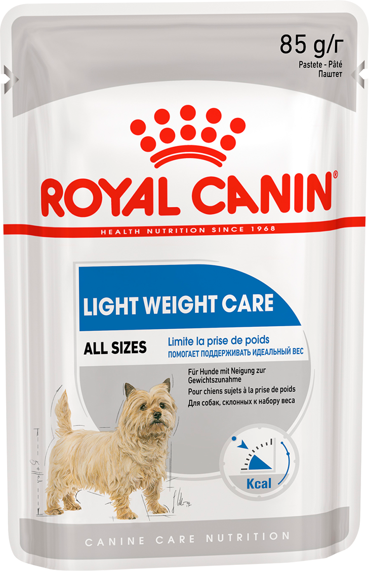 LIGHT WEIGHT CARE POUCH LOAF 85 гр