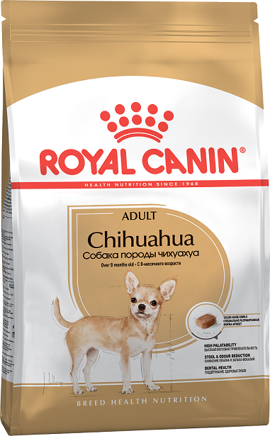 CHIHUAHUA ADULT 0,5 кг