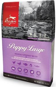 ORIJEN PUPPY LARGE 11,4 кг