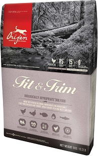 ORIJEN FIT 'n TRIM DOG 11,4 кг