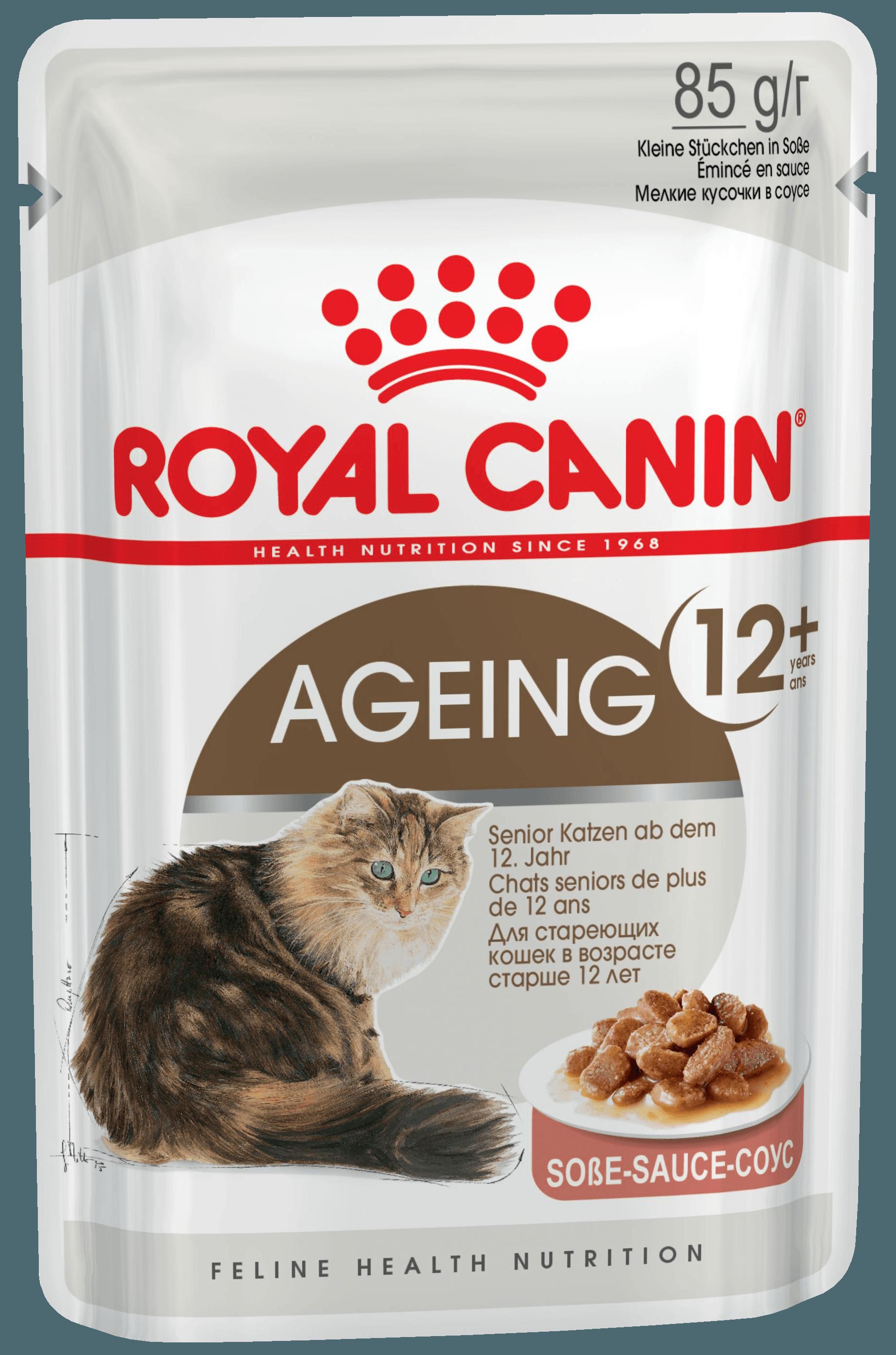 AGEING +12 85гр (кусочки в соусе)