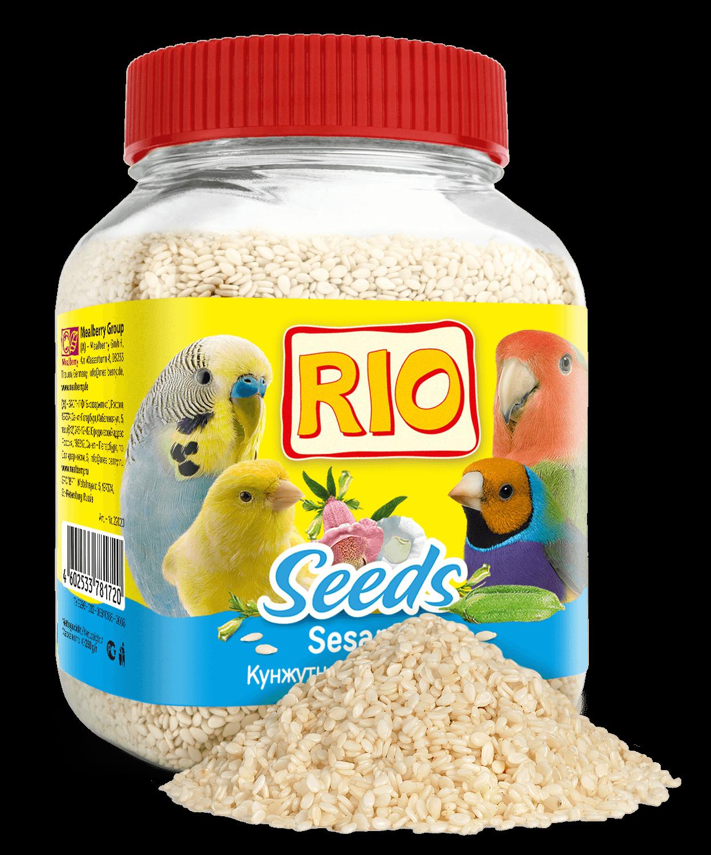 Лакомство RIO. Кунжут, 250 гр