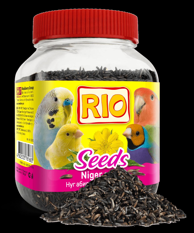 Лакомство RIO. Абиссинский нуг, 250 гр