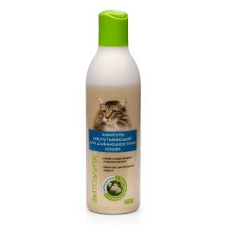 ФИТОЭЛИТА шампунь распутывающий для длинношерстных кошек, 220 мл