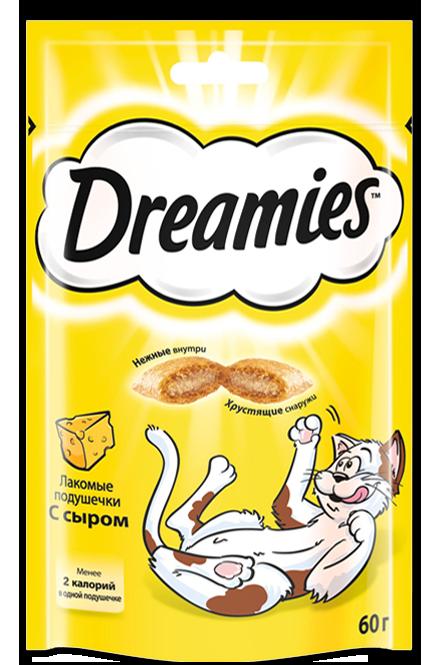 Dreamies с Сыром, 140 гр
