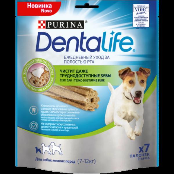 Purina DentaLife для собак мелких пород, 115гр