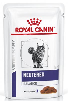Neutered Balance (кусочки в соусе)  85гр