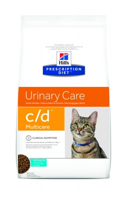 Hill's Prescription Diet c/d Multicare Urinary Care с рыбой 1,5 кг 50184