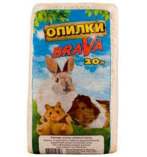 BRAVA Опилки