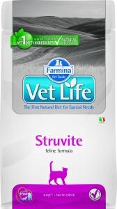 Farmina Vet Life Cat Struvite 2 кг